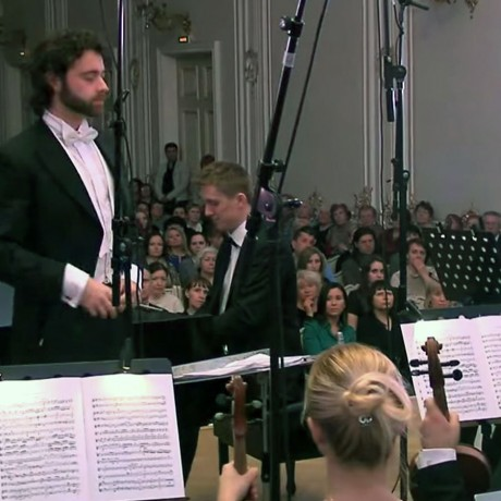 St. Petersburg Philarmonic Concert Debut